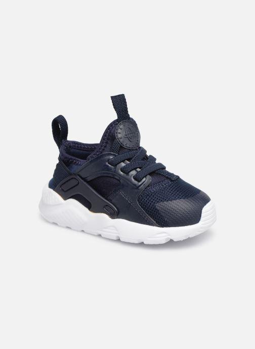 Baskets Nike Nike Huarache Run Ultra (Td) Bleu vue détail/paire