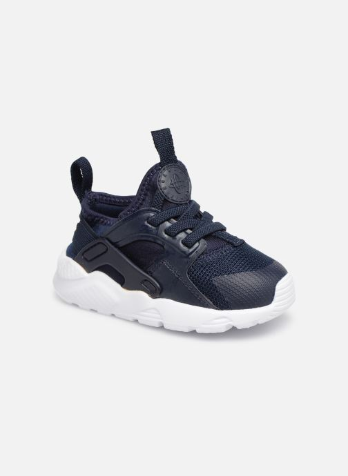 Sneakers Nike Nike Huarache Run Ultra (Td) Blå detaljeret billede af skoene