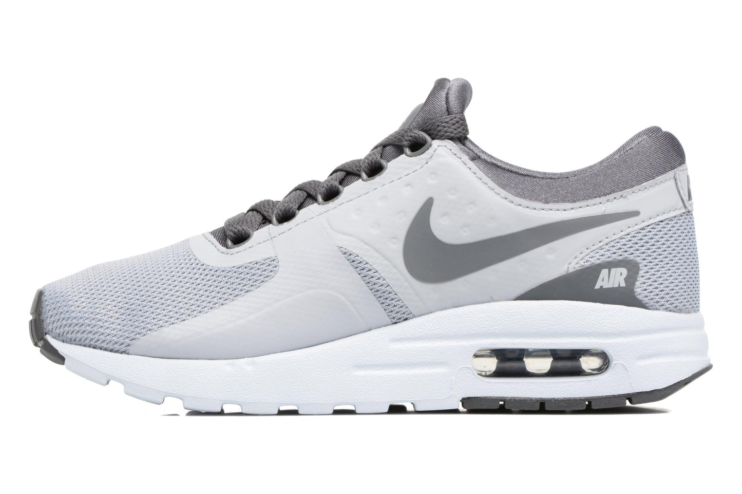 Baskets Nike Nike Air Max Zero Essential Gs Gris vue face