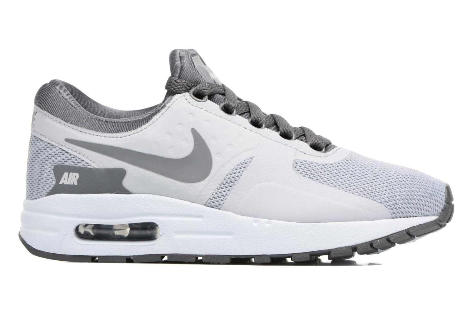 Baskets Nike Nike Air Max Zero Essential Gs Gris vue derrière