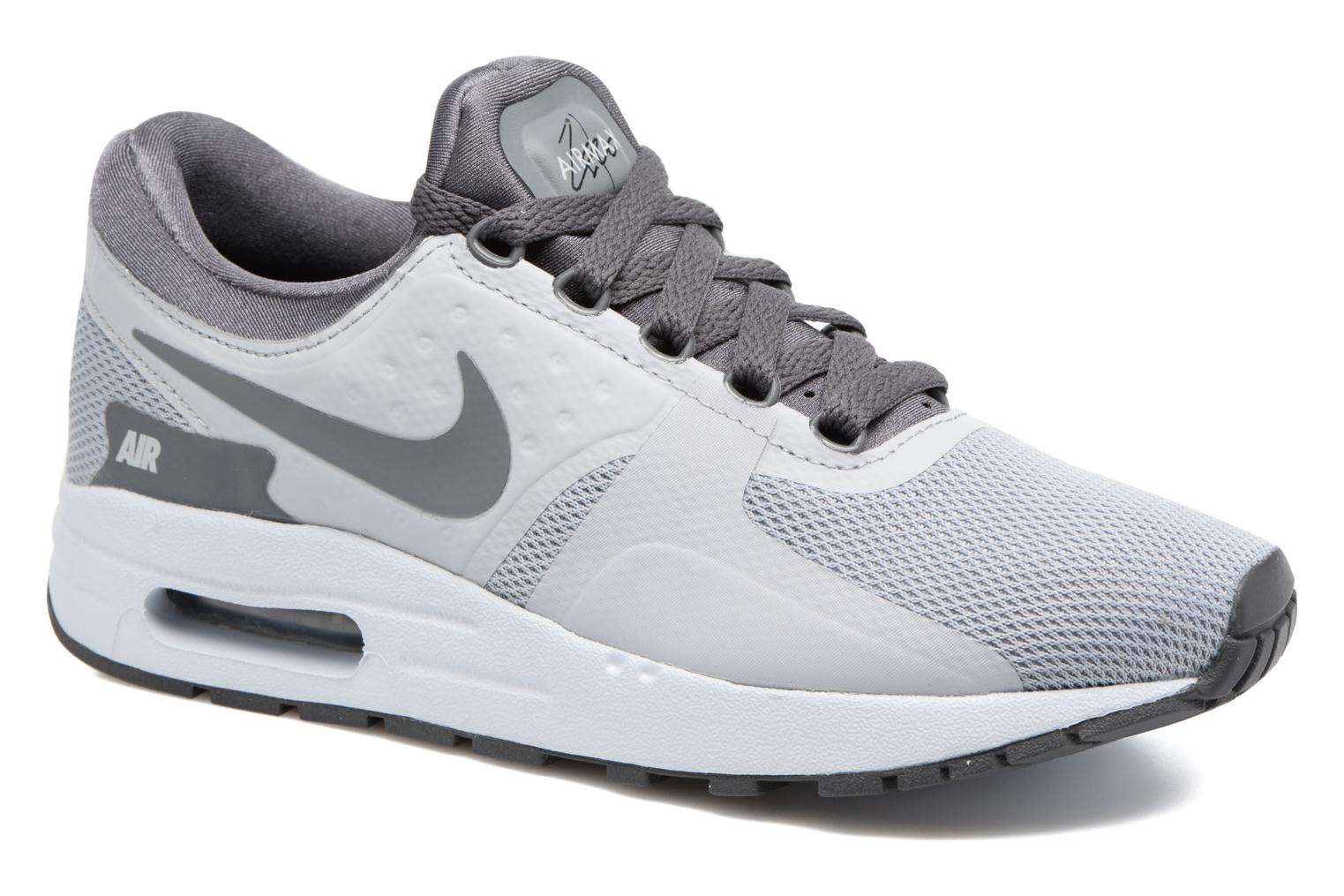 Baskets Nike Nike Air Max Zero Essential Gs Gris vue détail/paire