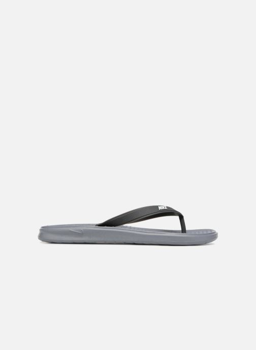 Flip flops Nike Nike Solay Thong (Gs/Ps) Grey back view