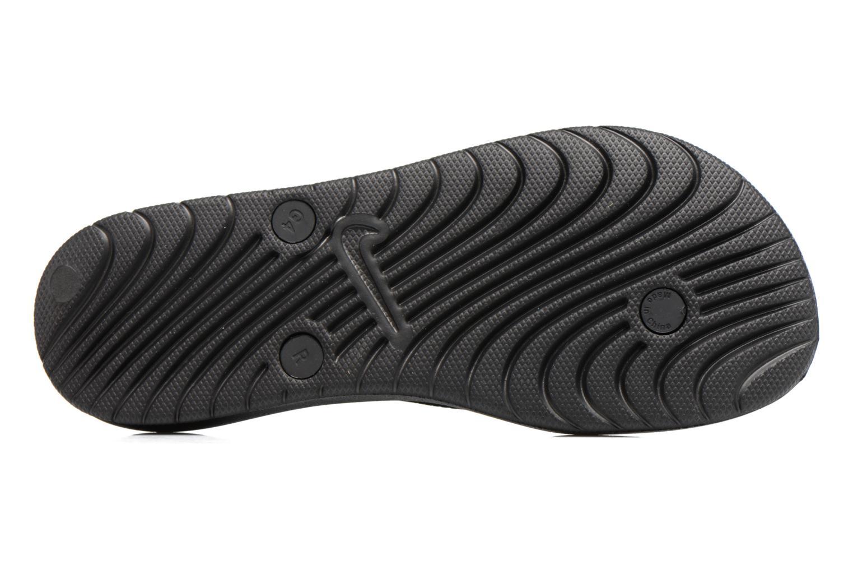 Tongs Nike Nike Solay Thong (Gs/Ps) Noir vue haut