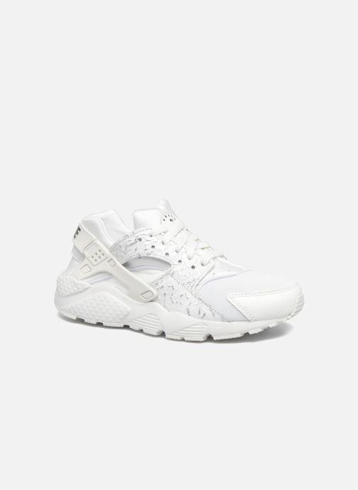 7195bb9d4420 Nike Nike Huarache Run Se (Gs) (White) - Trainers chez Sarenza (299771)