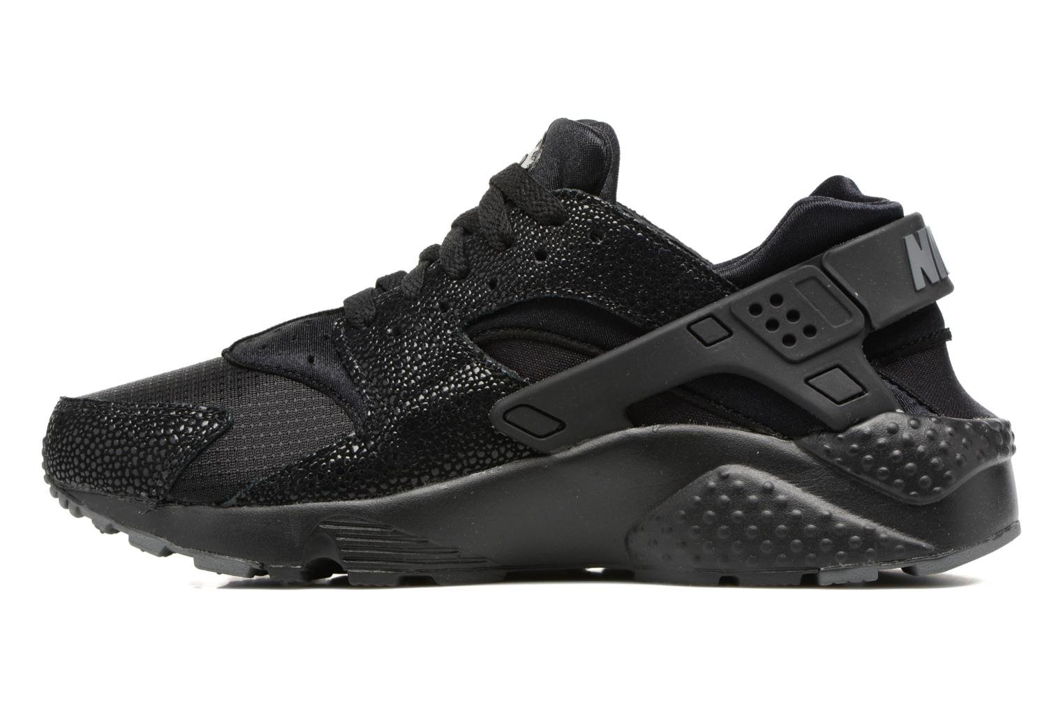 Sneakers Nike Nike Huarache Run Se (Gs) Sort se forfra
