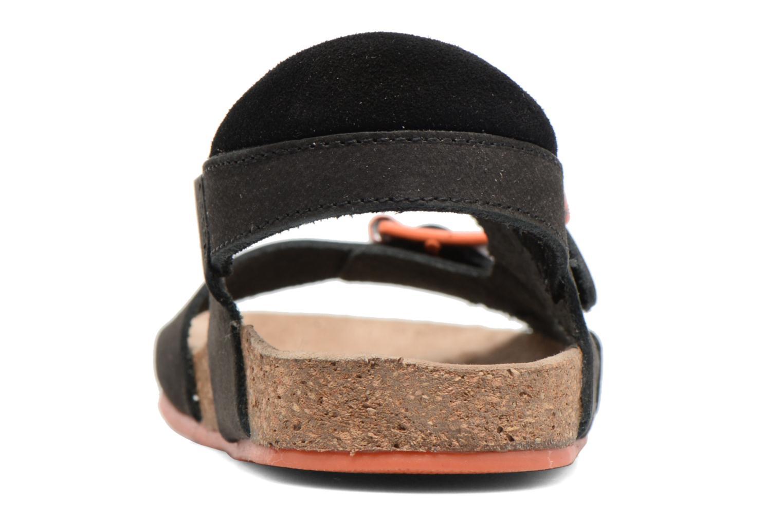 Sandaler Kickers Nanti Sort Se fra højre
