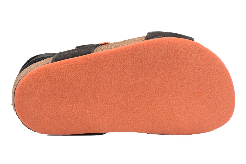 Sandaler Kickers Nanti Sort se foroven