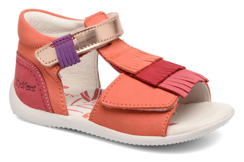 Sandali e scarpe aperte Kickers Bihilana Rosa vedi dettaglio/paio