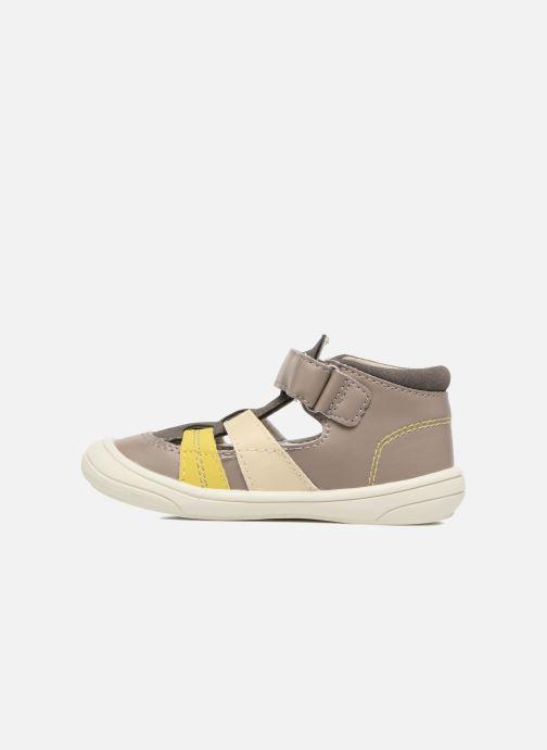 Sandalen Kickers Zohan Grijs voorkant