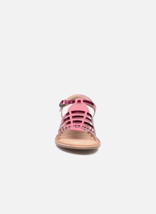 Sandalen Kickers Diwen Roze model