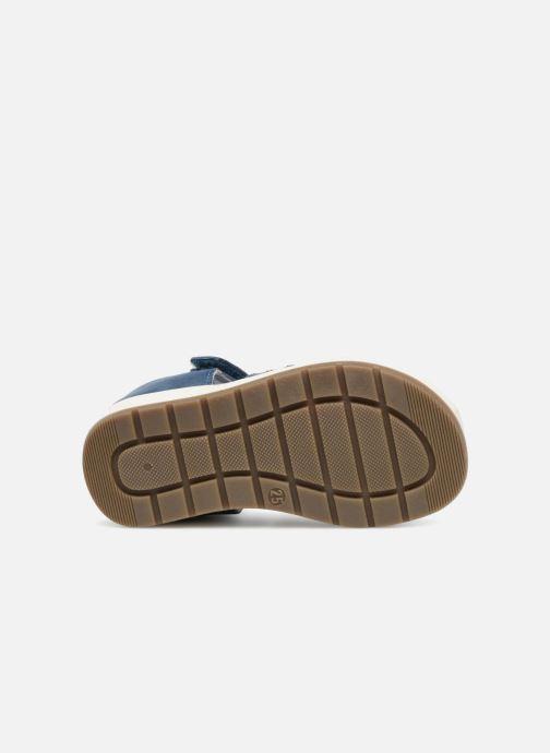 Sandalen Kickers Solaz Blauw boven
