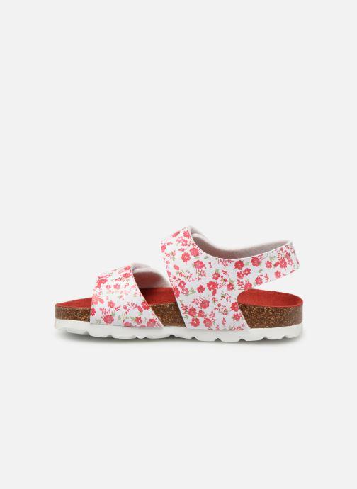 Sandalen Kickers Summerkro Wit voorkant