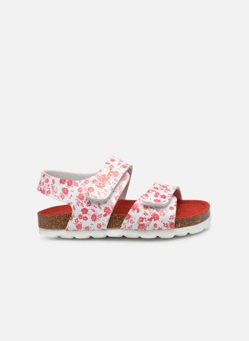 Sandalen Kickers Summerkro Wit achterkant