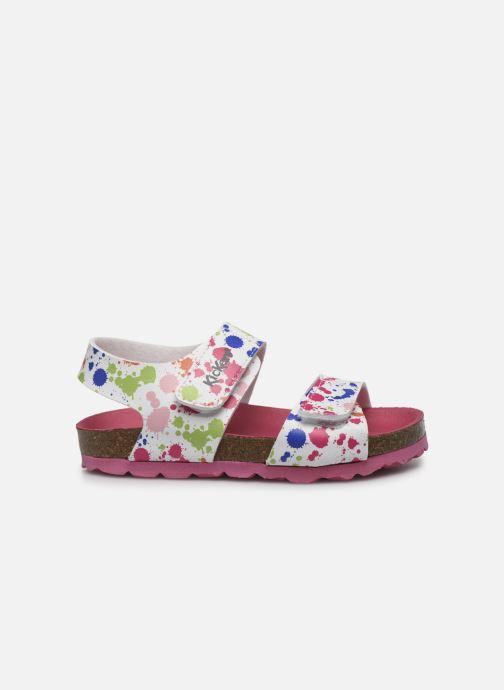 Kickers Summerkro (Blanc) Sandales et nu pieds chez