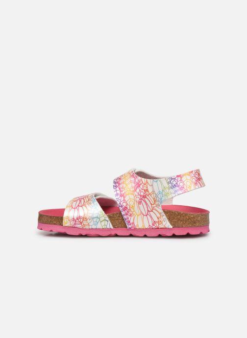 Sandali e scarpe aperte Kickers Summerkro Bianco immagine frontale