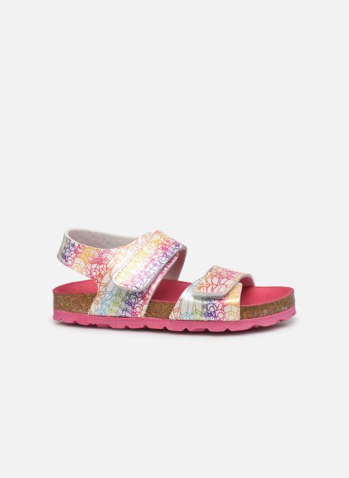Sandali e scarpe aperte Kickers Summerkro Bianco immagine posteriore