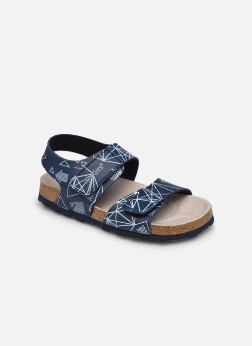 Sandali e scarpe aperte Kickers Summerkro Azzurro vedi dettaglio/paio