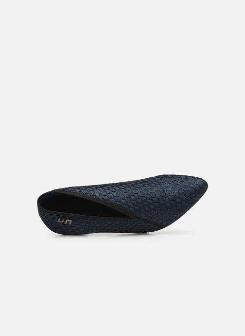 Boots en enkellaarsjes United Nude Fold Lite Mid Blauw links