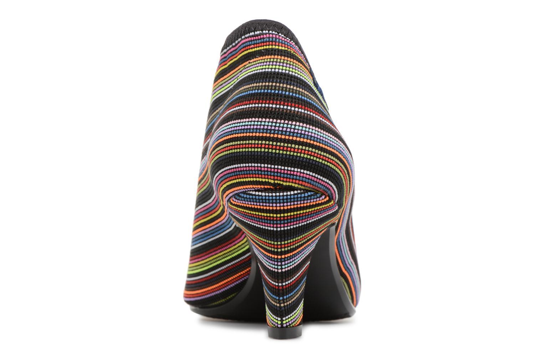 Botines  United Nude Fold Lite Mid Multicolor vista lateral derecha