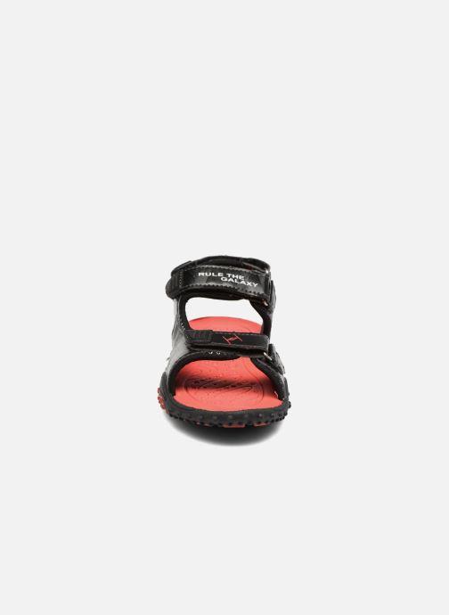 Sandales et nu-pieds Star Wars Gragra Star Wars Noir vue portées chaussures