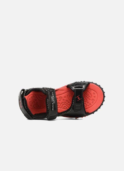 Sandales et nu-pieds Star Wars Gragra Star Wars Noir vue gauche
