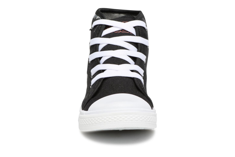 Baskets Star Wars Guri Star Wars Noir vue portées chaussures