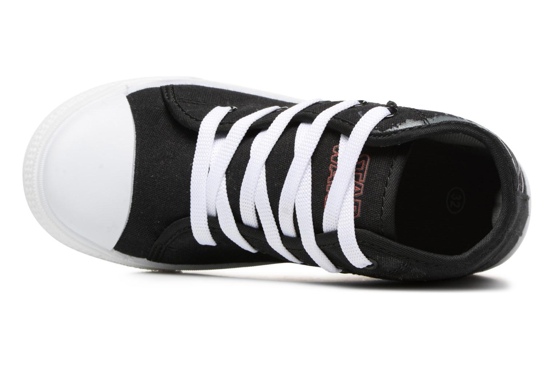 Sneakers Star Wars Guri Star Wars Zwart links