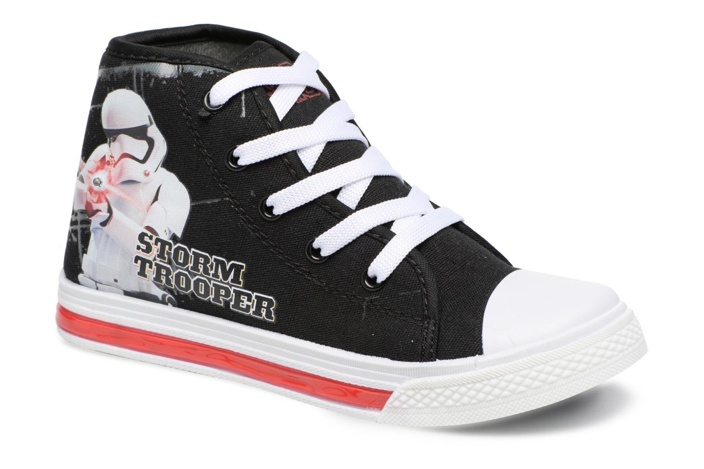 Sneakers Star Wars Guri Star Wars Zwart detail
