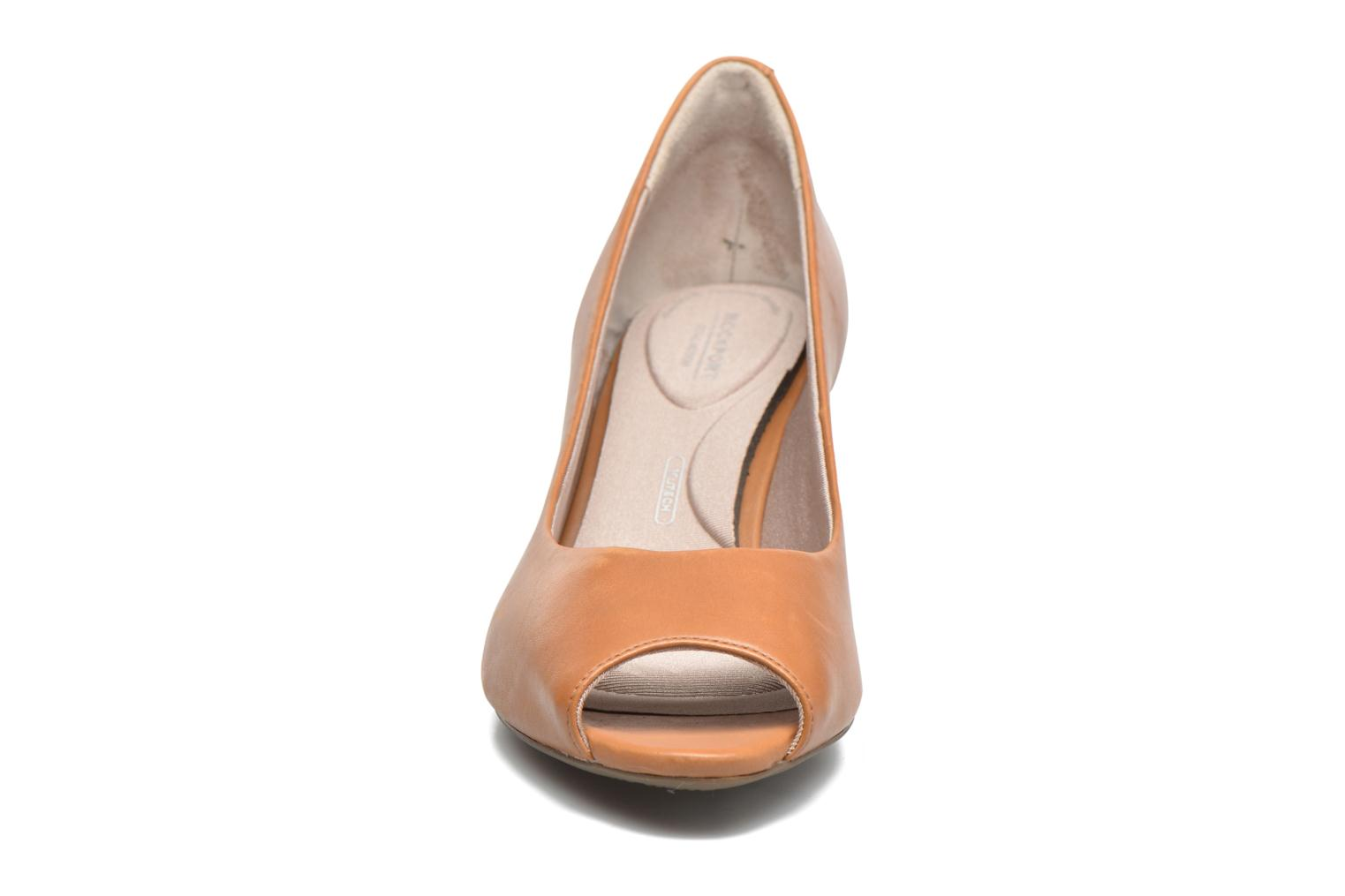 Pumps Rockport Audrina Peep Bruin model