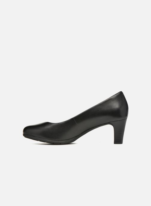 Décolleté Rockport Melora Plain Pump Nero immagine frontale