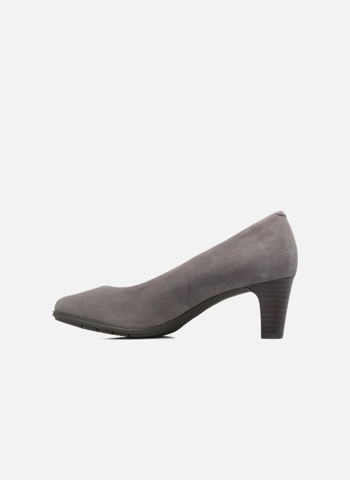 High heels Rockport Melora Plain Pump Grey front view