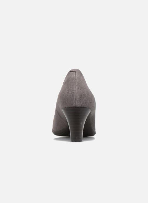 High heels Rockport Melora Plain Pump Grey view from the right