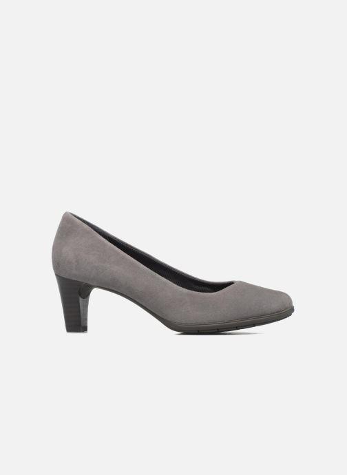 Zapatos de tacón Rockport Melora Plain Pump Gris vistra trasera