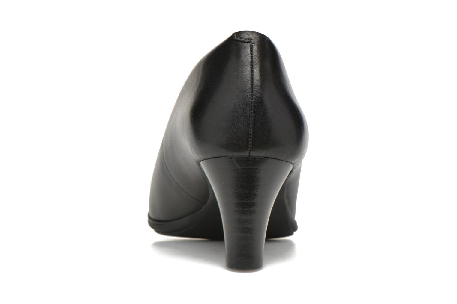 High heels Rockport Melora Plain Pump Black view from the right