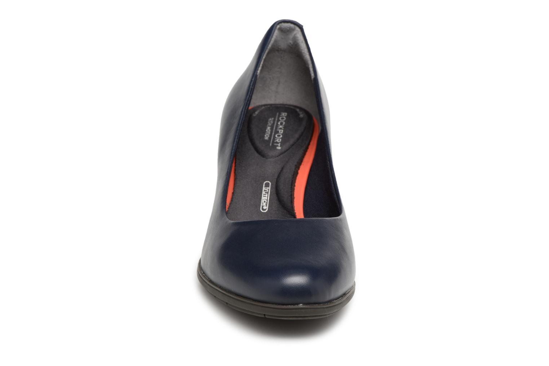 Zapatos de tacón Rockport Melora Plain Pump Azul vista del modelo