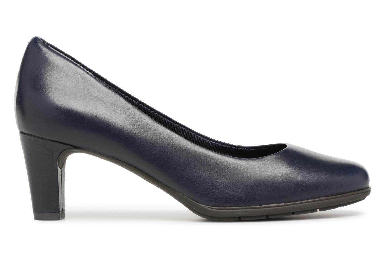 Zapatos de tacón Rockport Melora Plain Pump Azul vistra trasera