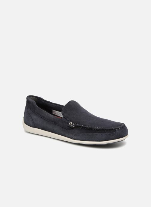 Loafers Rockport Bl4 Venetian Blue detailed view/ Pair view