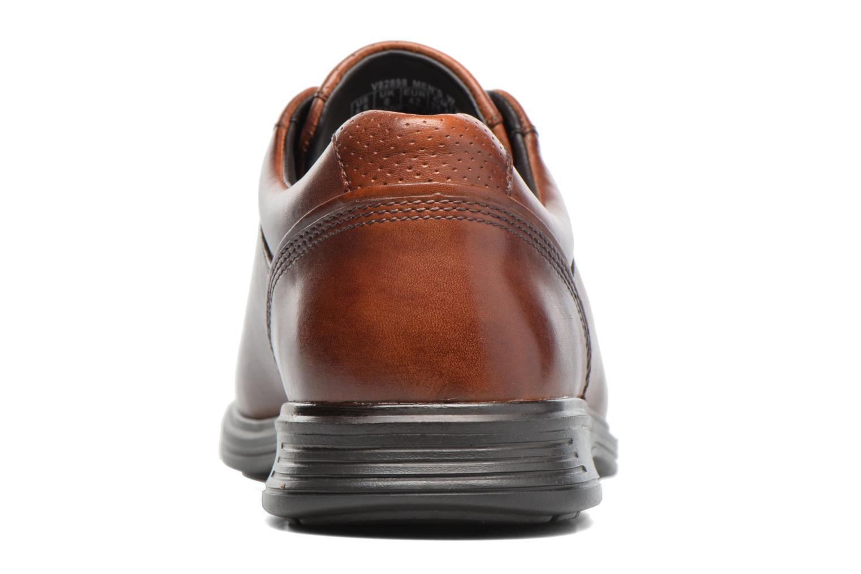 Chaussures à lacets Rockport Dp2 Lite Lace Up Marron vue droite