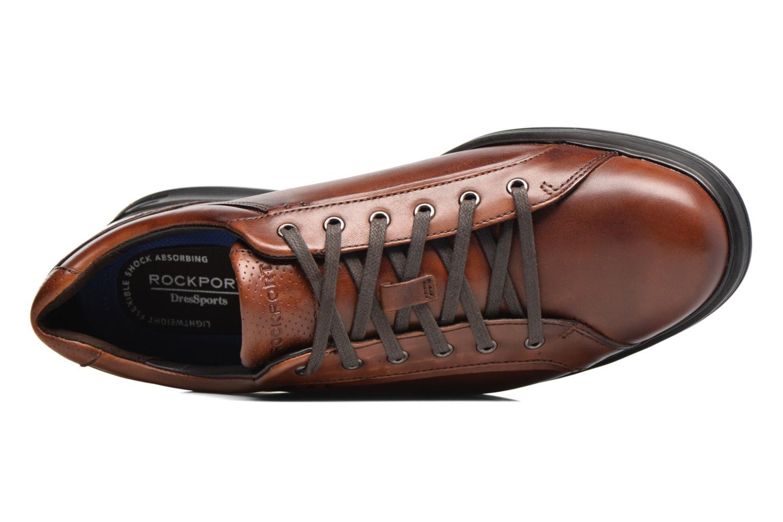 Chaussures à lacets Rockport Dp2 Lite Lace Up Marron vue gauche