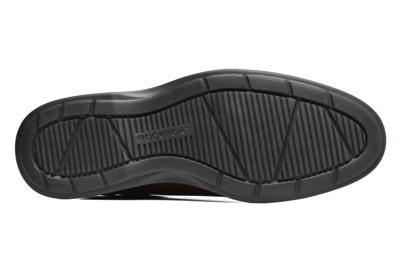 Chaussures à lacets Rockport Dp2 Lite Lace Up Marron vue haut