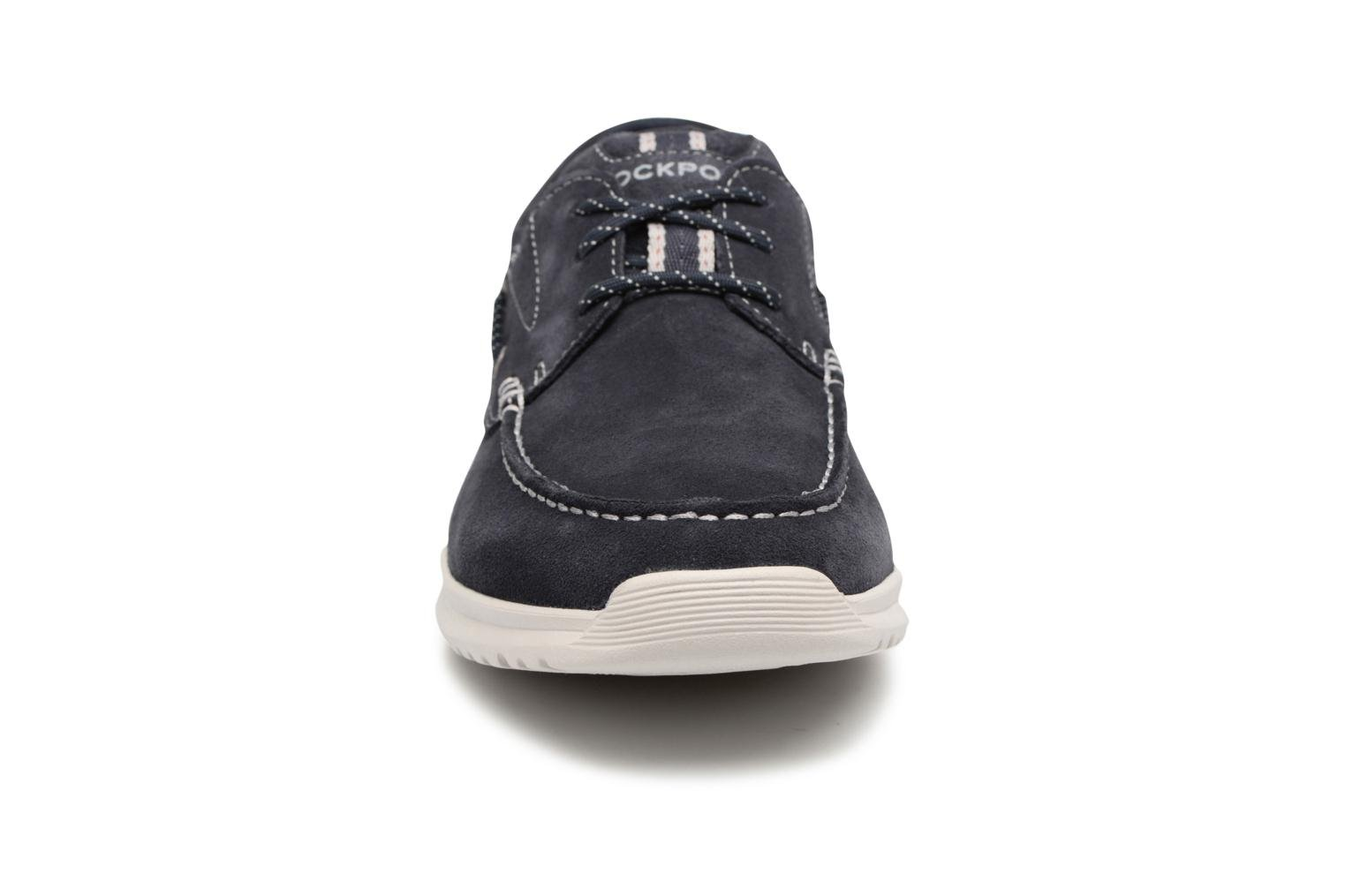 Lace-up shoes Rockport Langdon 3 Eye Ox Blue model view