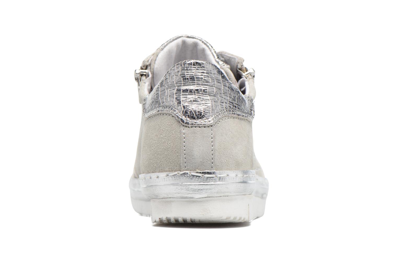 Sneakers Khrio Cristal Zilver rechts