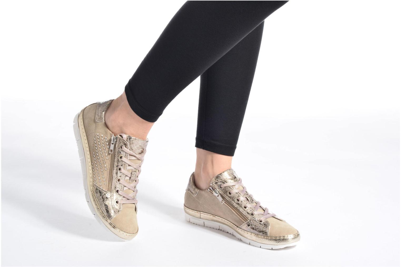 Sneakers Khrio Cristal Beige onder