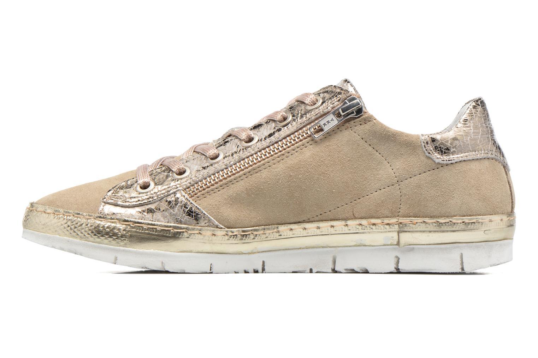 Sneakers Khrio Cristal Beige immagine frontale