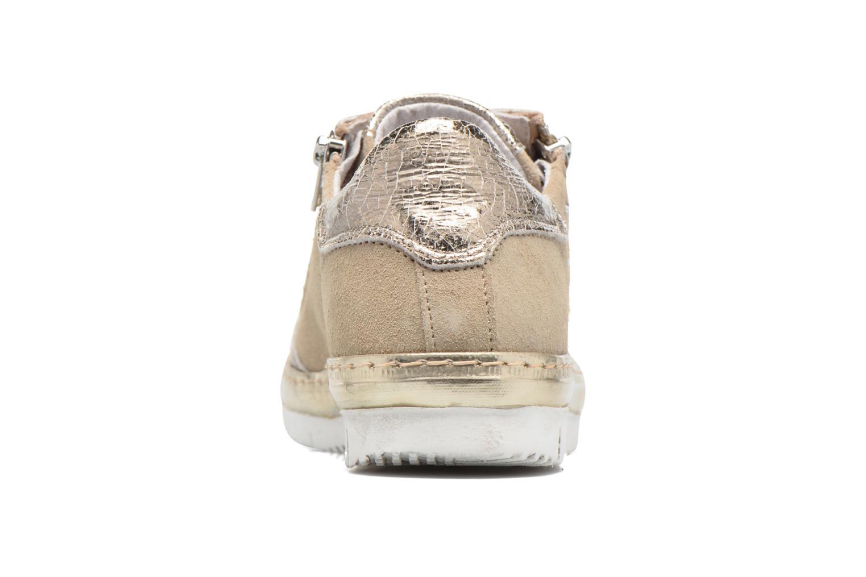Sneakers Khrio Cristal Beige immagine destra