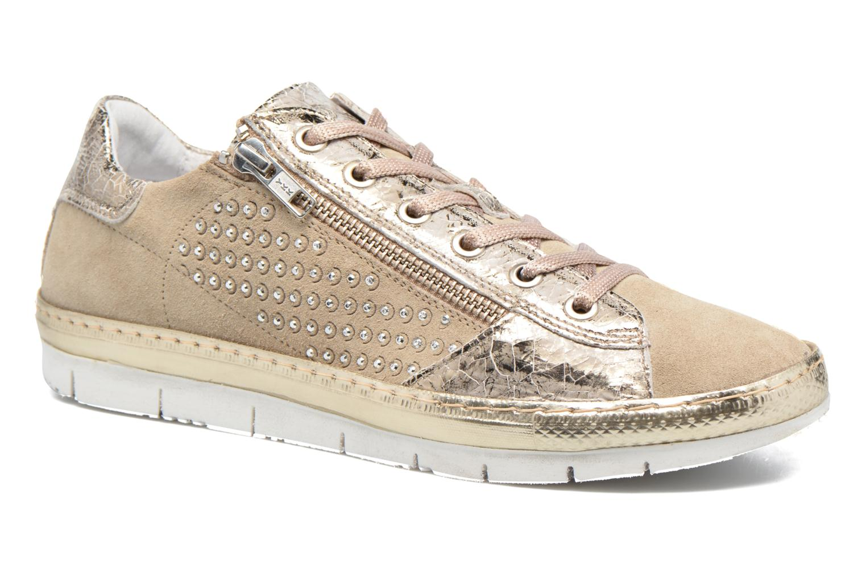 Sneakers Khrio Cristal Beige vedi dettaglio/paio