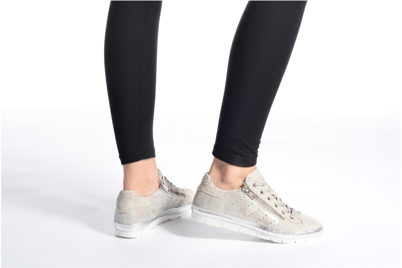 Sneakers Khrio Fiona Wit onder