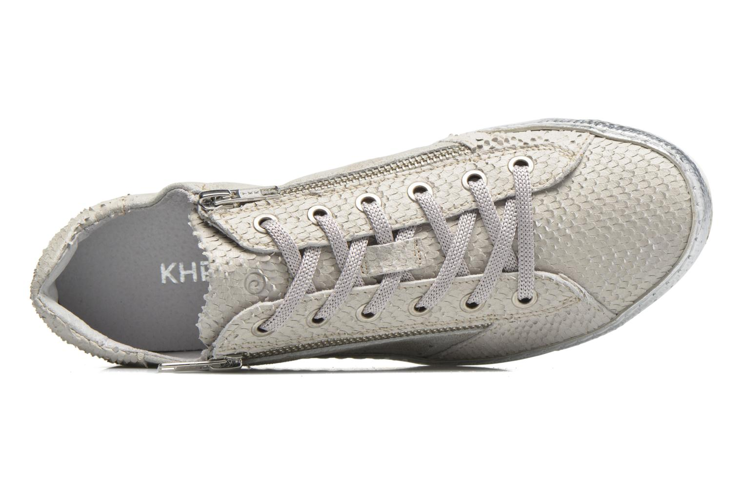 Sneakers Khrio Fiona Bianco immagine sinistra