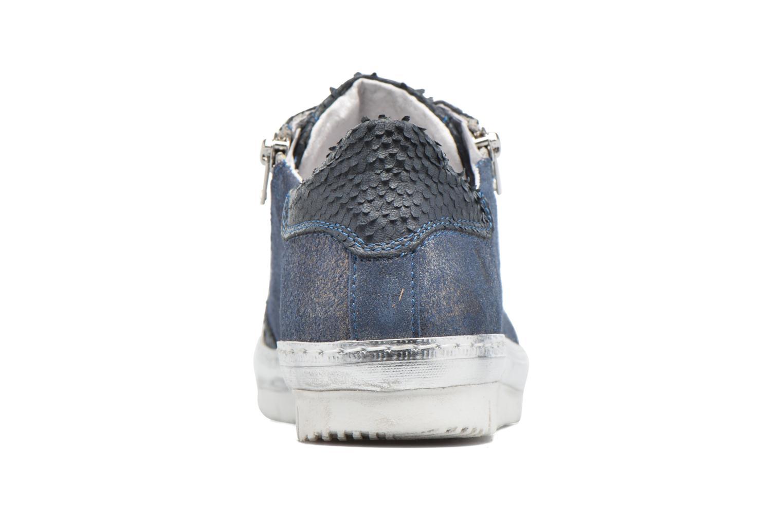 Sneakers Khrio Fiona Azzurro immagine destra