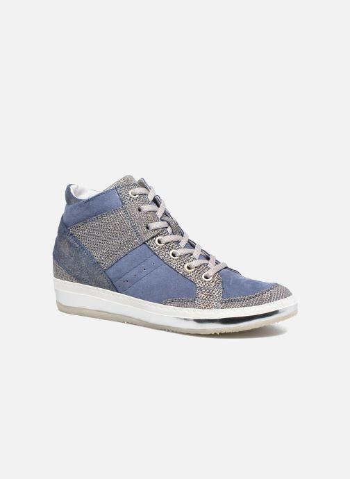 Baskets Khrio Calista Bleu vue détail/paire